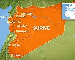 'Suriye Ordusu Keseb'i Geri Aldı'