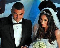 Galatasaraylı Burak Yılmaz, İstem Atilla İle Evlendi