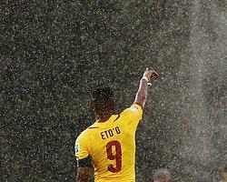 Kamerun'da Samuel Eto'o Grup Maçlarında Forma Giyemeyecek