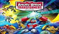 Angry Birds Transformers Duyuruldu