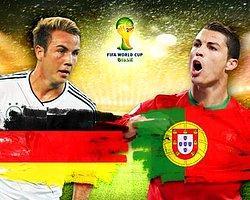 Almanya-Portekiz Maçında Kadrolar Belli Oldu