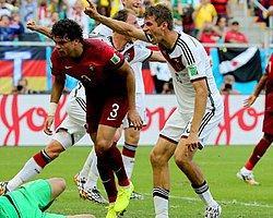 Portekiz'i Müller Yıktı!