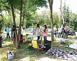 Ataköy'ün Deprem Toplanma Alanı Külliye Oluyor