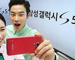 Samsung Galaxy S5 LTE-A Duyuruldu
