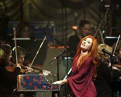 Tori Amos Hafta Sonu İstanbul'da