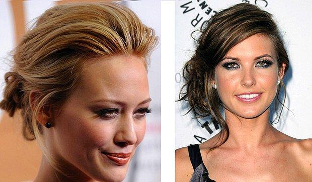 """Bir Kadına En Çok Yakışan Saç Şeklinin """"Dağınık Topuz"""" Olduğunu Gösteren 22 Fotoğraf"""