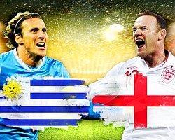 Uruguay - İngiltere