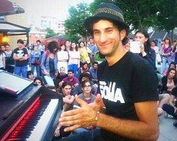 Gezi'nin Piyanisti Eskişehir'de Soma İçin Çaldı