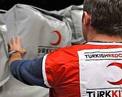 Türk Kızılayı'ndan Büyük Yardım Kampanyası