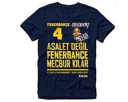 Fenerbahçe'den Şampiyonluk Tişörtü