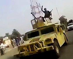 IŞİD'in İlerleyişi Sürüyor
