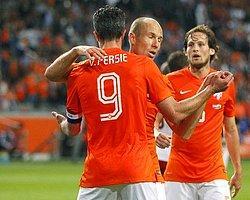"""""""Robben'le Oynamayı Seviyorum"""""""