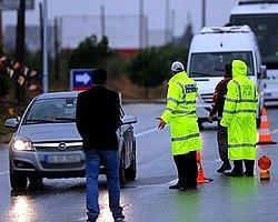 Trafikte Makas Atana Hapis Geliyor