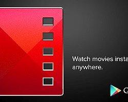 Google Play Movies 21 Ülkede Açıldı
