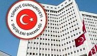 Dışişleri Bakanlığı 30 Büyükelçi Atadı