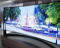 Kavisli TV (Curved TV) Nedir?