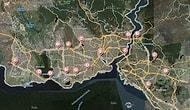İşte İstanbul'da En Çok Kazanın Olduğu Noktalar