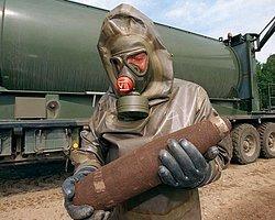 Suriye Tüm Kimyasal Silahlarını Teslim Etti