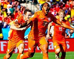 Liderlik Maçı Hollanda'nın
