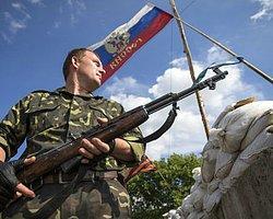 Ukrayna'da Ayrılıkçılar Helikopter Düşürerek Geçici Ateşkesi İhlal Etti