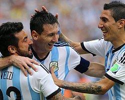 Arjantin Kazandı, Nijerya Turladı