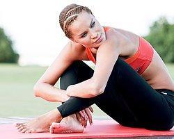 Hızla Göbek Eriten Egzersizler