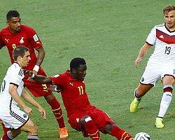 Gana Boateng ve Muntari Kavgasıyla Sarsıldı