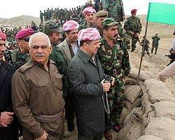 Mesut Barzani: 'Kerkük İçin Elime Silah Almaya Hazırım'