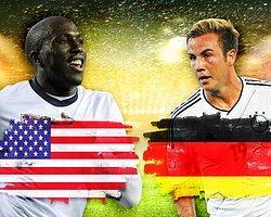 ABD - Almanya Maç Önü