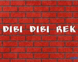 Sözlüğün Sevilenlerinden: Dibi Dibi Rek