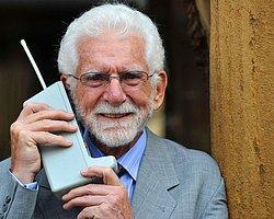 Martin Cooper ve İlk Cep Telefonu