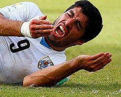 """Blatter: """"Suarez O Cezayı Haketti"""""""