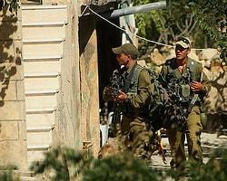 İsrail 17 Günde 585 Filistinliyi Gözaltına Aldı