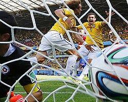 Brezilya-Şili Maçı Tweet Rekoru Kırdı