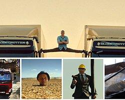 Volvo Kamyon, Filmleriyle Destan Yazdı