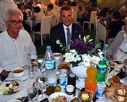 Beşiktaş'tan Eski Yöneticilere İftar!