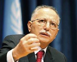 İhsanoğlu İsrail'i Twitter'dan Kınadı