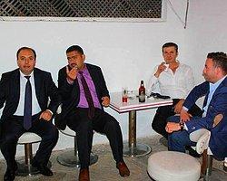 AK Parti'de İçki Krizi: O Başkanın İstifası İstendi