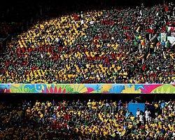 """Brezilya Emniyeti Dünya Kupası """"Bilet Sahtekarlığı"""" ile İlgili Açıklama Yaptı"""