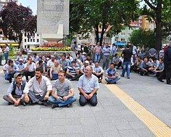 Arkadaşlarının İşe Geri Alınması İçin Eylem Yapan 576 İşçi İşten Atıldı