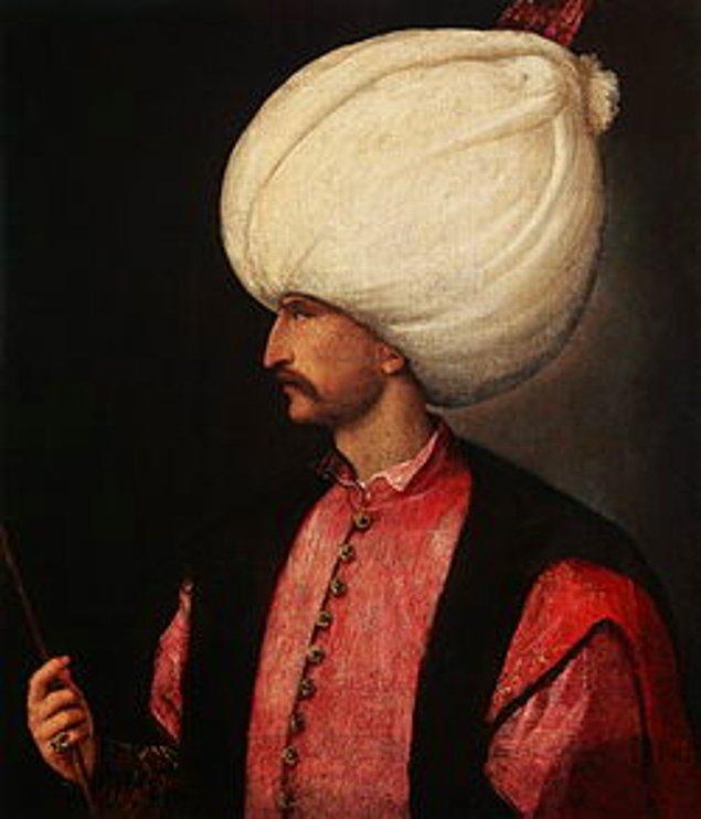 Kanuni Sultan Süleyman (1494-1566)