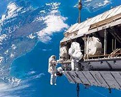 Nasa Uzaydan Canlı Yayın Yapıyor
