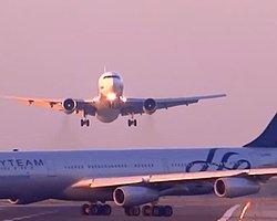 Barcelona Havaalanı'nda Facia Saniyelerle Atlatıldı