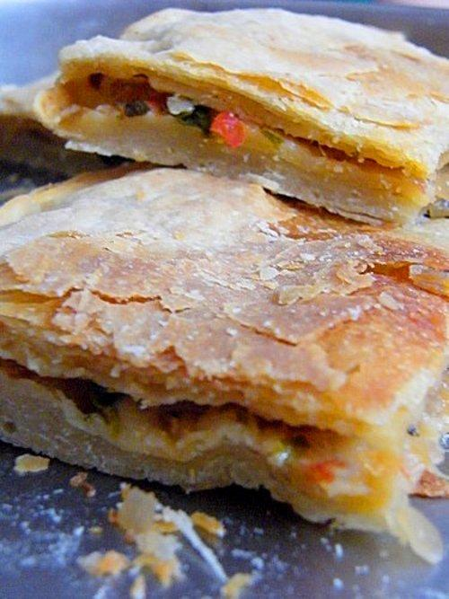 Balkabağı Böreği Trakya (Kırklareli)