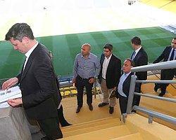 UEFA'dan Saracoğlu'na İnceleme