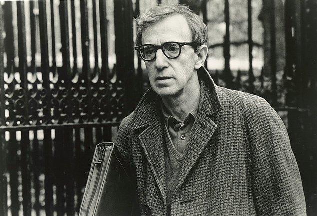 15. Woody Allen
