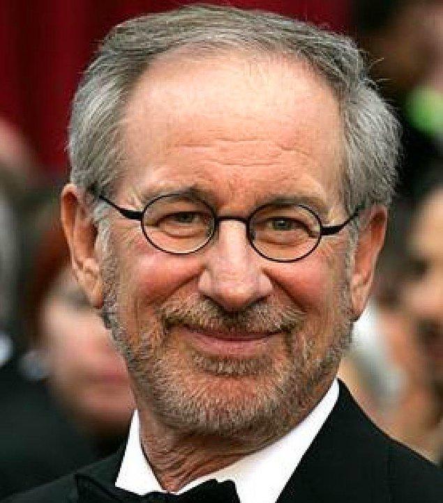 10. Steven Spielberg