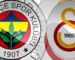 Fenerbahçe ve Galatasaray Ortak Basın Toplantısında Buluşacak