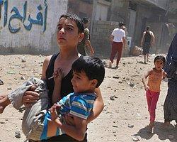 Gazze'ye Saldırı Sürüyor: 41 Ölü