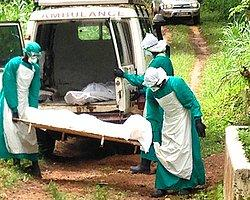 Ebola Virüsünden Son Bir Haftada 25 Kişi Öldü